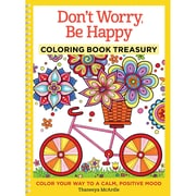 Fun and Funky Coloring Book, Spiral-bound (DO-5556)