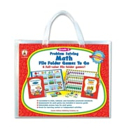 CARSON-DELLOSA PUBLISHING Grade 2 Problem Solving Math Game