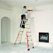 Little Giant Ladder 13 ft Aluminum Classic Model 13 Type 1A Multi-Position Ladder