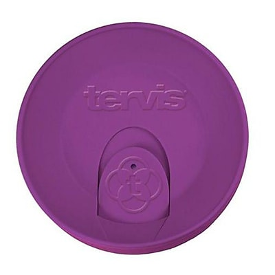 Tervis Tumbler Travel Lid for 16 Oz. Tumblers; Purple WYF078278596670