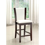 Hokku Designs Carmilla Counter Height Side Chair (Set of 2)