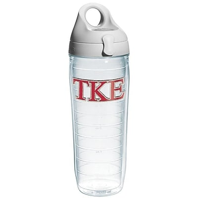 Tervis Tumbler Greek Fraternity Water Bottle; Tau Kappa Epsilon WYF078278600744