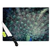 KESS InHouse Majestic by Ann Barnes Cutting Board; 11.5'' x 8.25''