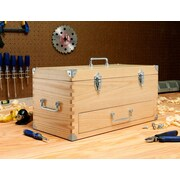 Lanza Wooden Toolbox