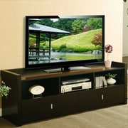Hokku Designs Hull TV Stand; Espresso