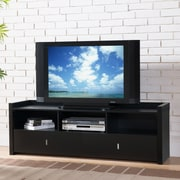 Hokku Designs Hull TV Stand; Black