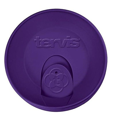 Tervis Tumbler Travel Lid for 24 Oz. Tumblers and Goblets; Royal Purple WYF078278596639