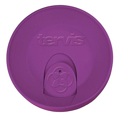 Tervis Tumbler Travel Lid for 24 Oz. Tumblers and Goblets; Purple WYF078278596637