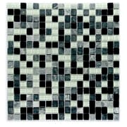 Abolos Crystal Stone 0.63'' x 0.63'' Glass Mosaic Tile in Dreamer