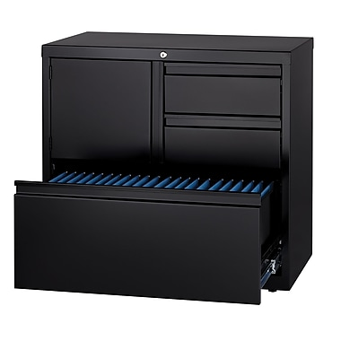 Hirsh Personal Storage Unit, Black