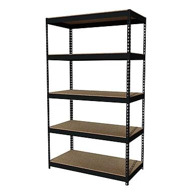 Hirsh Iron Horse Rivet 5-Shelf, 84