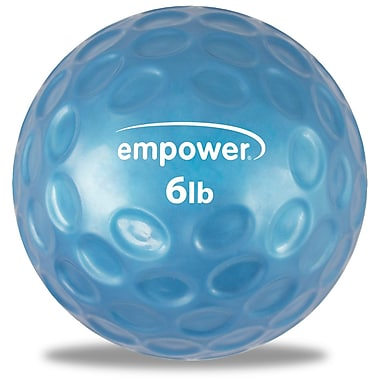 Empower Fingertip Grip Medicine Balls With DVD