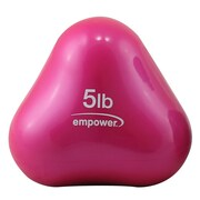 Empower – Zobi avec DVD, 5 lb, rose, MP-3365R