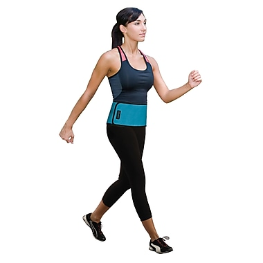 Empower Waist Trimmer Belt, Teal, (MP-2976R)