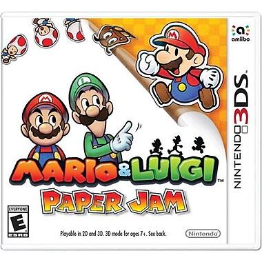 Nintendo 3Ds Mario & Luigi Paper Jam
