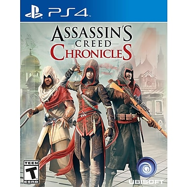Playstation 4 Assassins Creed Chronicles
