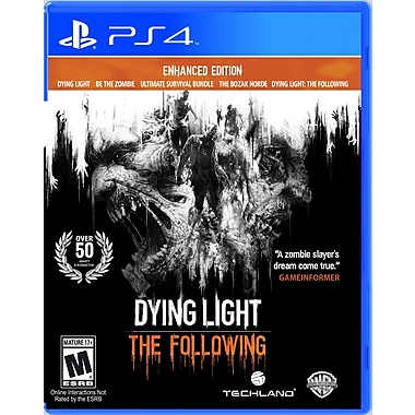 Playstation 4 Dying Light: The Following Enhanced Edition