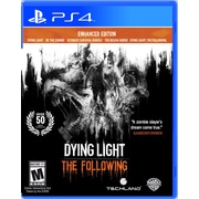 Playstation 4 – Jeu Dying Light : The Following Enhanced Edition