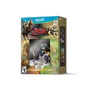 Nintendo Wii-U The Legend Of Zelda Twilight Princess Hd W/ Amiibo