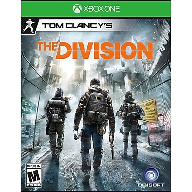 Xbox One – Jeu Tom Clancy's The Division