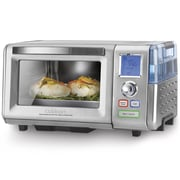 Cuisinart Combo Steam + Convection Oven, Silver (CSO-300NC)