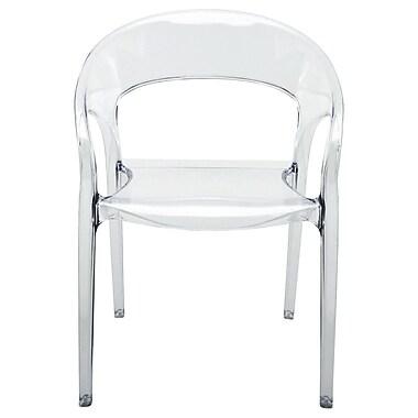 Wind NR6144 Chair, Clear