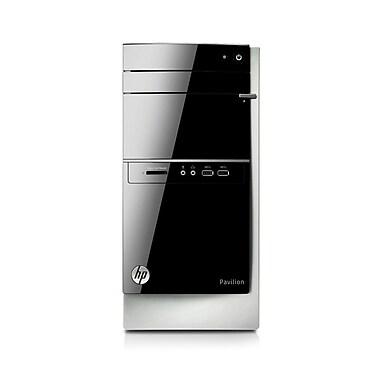 HP - Ordinateur de bureau 500-489, Intel Core i7-4790, DDR3 8 Go, disque dur 1 To, Windows 7