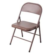 Wee's Beyond Heavy Duty Armless Stacking Chair; Tan