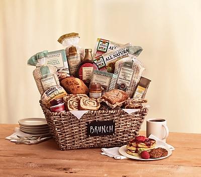 Wolferman Gourmet Brunch Chalkboard Basket (50530W) 2093326
