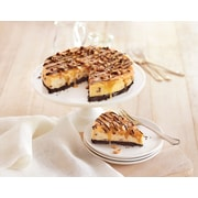 Wolferman Chocolate Caramel Nut Cheesecake (51006W)