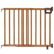Summer Infant Home Safe Stairway Deluxe Wood Gate