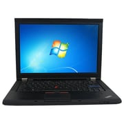 "Refurbished Lenovo T410S 14.1"", 220GB Hard Drive, 4GB Memory, Intel Core i5, Win 7 Pro"