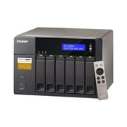Qnap® 6 Bays Turbo NAS Server, TS-653A-4G-US