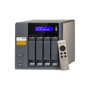 Qnap® Trubo NAS TS-453A 4-Bay Diskless NAS Server (TS-453A-4G-US)