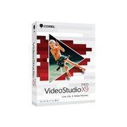 Corel® VideoStudio® Pro X9 Video Editing Software, Windows (VSPRX9MLMBAM)
