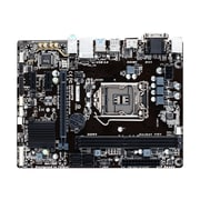 GIGABYTE™ Ultra Durable Micro-ATX Desktop Motherboard, 32GB DDR4 (GA-H110M-S2H GSM)
