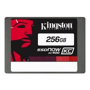"Kingston® SSDNow KC400 SKC400S37/256G 256GB 2 1/2"" SATA Rev. 3.0 (6 Gbps) Internal SSD"
