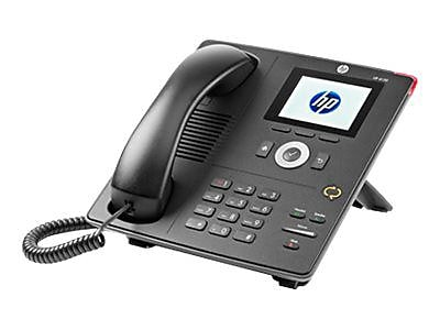 HP Unified 4120 IP Phone, Corded, Office
