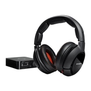 SteelSeries Siberia X800 61300 Wired/Wireless Gaming Headset, Black