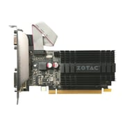 Zotac® NVIDIA GeForce GT 710 DDR3 PCI Express 2.0 x8 1GB Graphic Card