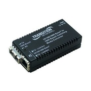 Transition Networks® M/GE-PSW-LX-01 2 Port RJ45 to SC Mini Gigabit Ethernet Media Converter