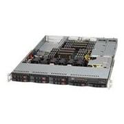 Supermicro® SuperServer 512GB RAM Intel Xeon E5-2600/E5-2600 v2 Rack-Mountable Barebone System (SYS-1027R-WRF)