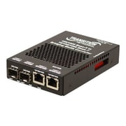 Transition Networks® SGFEB1040-230 1 Port RJ45 to SFP Stand Alone Fast Ethernet Media/Rate Converter