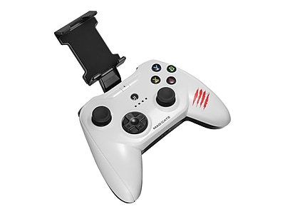 Saitek MCB312630A01/04/1 C.T.R.L.i Mobile Gamepad for Apple iPod/iPhone/iPad, Wireless, Glossy White IM1YP4693