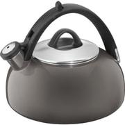 Cuisinart® Cuisinart Peak™ Stainless Steel Enamel Teakettle, 2 qt, Graphite Gray (CTK-EOS2)