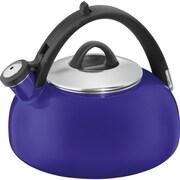 Cuisinart® Cuisinart Peak™ Stainless Steel Enamel Teakettle, 2 qt, Blue (CTK-EOS2)
