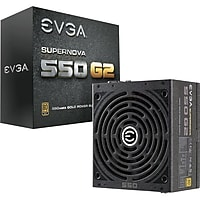 EVGA SuperNOVA 550 G2 80 Plus GOLD 550W ECO Mode Power Supply