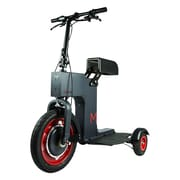 ACTON Fully Foldable M Electric Scooter, Black, 16 Years (MPAM003)