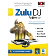 NCH Software® Zulu - Music Editing/Composing Software, Windows (RET-ZDJ001)