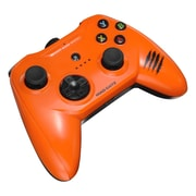 Mad Catz MCB312630A10/04/1 C.T.R.L.i Mobile Gamepad For iPod/iPhone/iPad, Glossy Orange